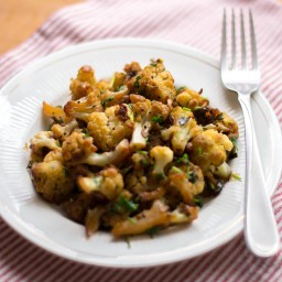 Cauliflower Sukka