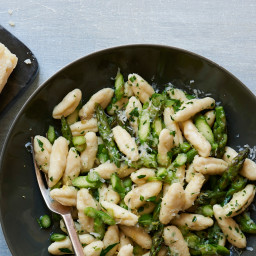 Cavatelli with Asparagus