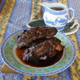 Caveman Beef Ribs