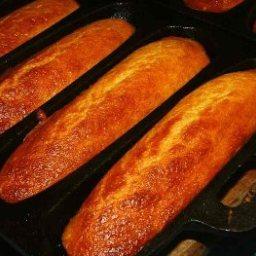 Cayenne Corn Bread Sticks