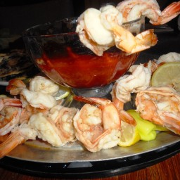 CCheryls Shrimp boiled in Beer