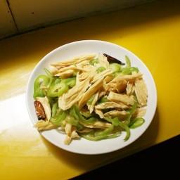 Celery & Bamboo Tofu
