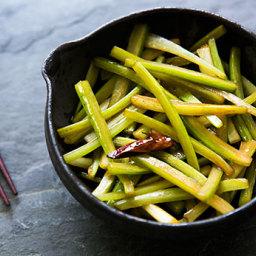 Celery Stir Fry