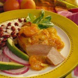 Cerdo con Frutas (Pork Chops with Fruit)