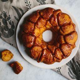 Chai Spiced Monkey Bread