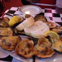Chargrilled Oysters Acme Oyster House Style