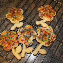 Cheater sugar cookies
