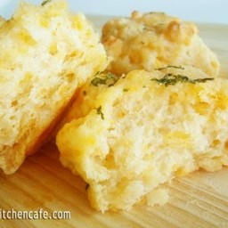 Kitchen Cafe Cheddar and Herb Biscuits