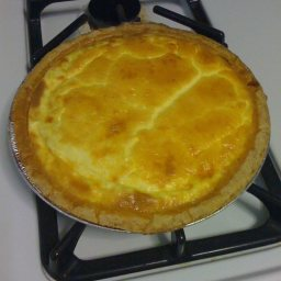 Cheddar Cheese Pie