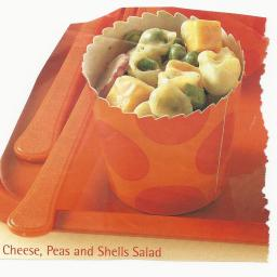 Cheese and Shells Salad
