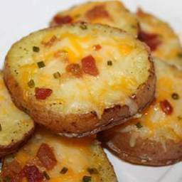 Cheese & Herb Potatoes