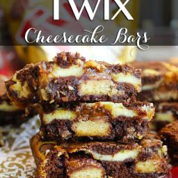 Cheesecake Bars Dessert Recipe