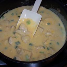 Cheesy Chicken Supreme