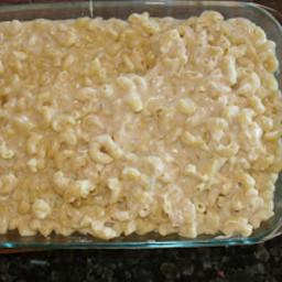 Cheesy Mac n Cheese