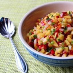 Chef John's Nectarine Salsa
