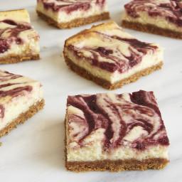 Cherry Cheesecake Bars
