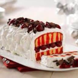 Cherry Poke Cake Pound Cake