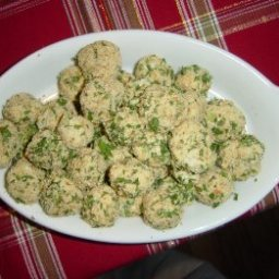 Cheryl's BCB's (Blue Cheese Balls)