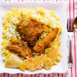 Chicken and Rice (Morgh Polo)