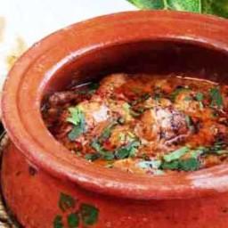 Chicken Boneless Handi
