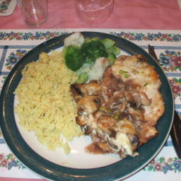 Chicken Breast Lombardy