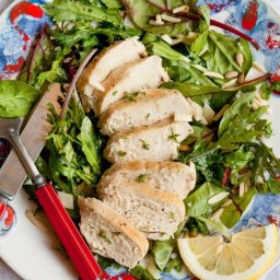Chicken breasts for chicken salad