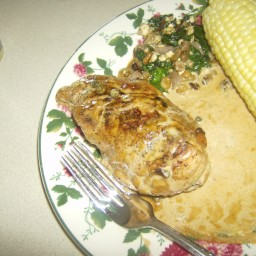 Chicken Breasts in Caper Sauce