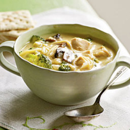 Chicken & Broccoli Soup