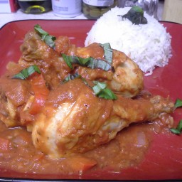 Chicken Caccitore
