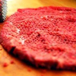 Chicken-Fried Steak with Cream Gravy