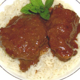 Chicken Mole - Lyn-Genet