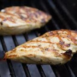 Chicken - Mustard Marinated Breasts