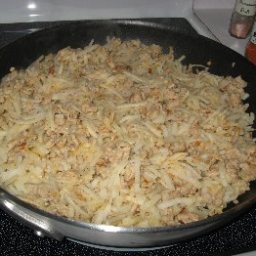 Chicken Or Turkey Hash In A Flash From Angelett