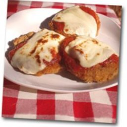 Chicken Parmesan, Microwavable