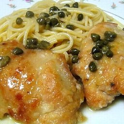 Chicken Piccata By CCheryl