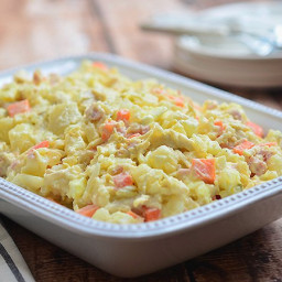 Chicken Potato Salad