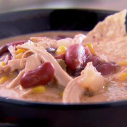 Chicken Tortilla Soup by Trisha Yearwood via Boomama