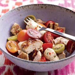 Chicken Caprese Salad