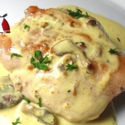 Chicken Mushroom Delight