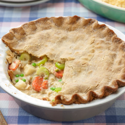 Chickless Pot Pie