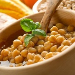 Chickpea Soup - Annaba