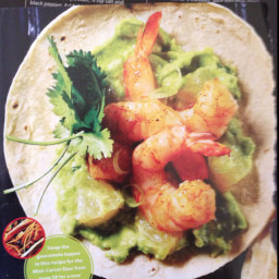 Chile Shrimp Tacos