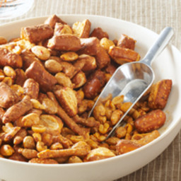 Chili Lime Snack Mix