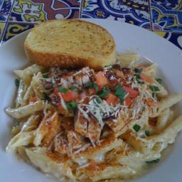Chili's Copycat Cajun Chicken Pasta Recipe