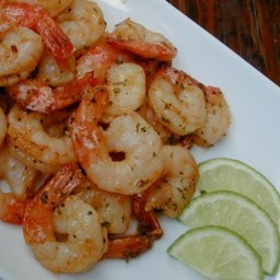 Chili's Spicy Garlic and Lime Shrimp