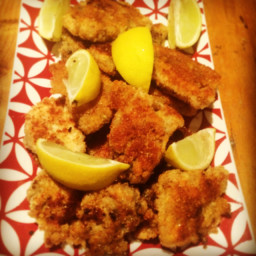 Browns Chilli & Lime Crumbed Oysters