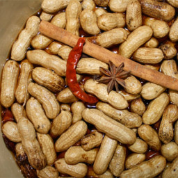 Chinese Boiled Peanuts