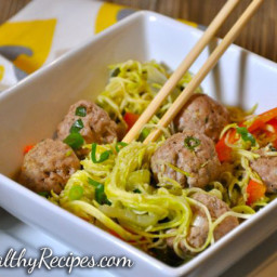 Chinese Noodle Bowls (Grain-Free)
