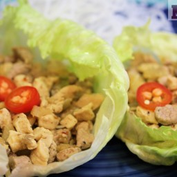 Chinexican Lettuce Wraps