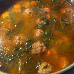 Chipotle Albondigas Soup